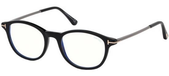 Tom Ford brillen FT 5553-B BLUE BLOCK