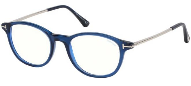 Tom Ford brillen FT 5553-B BLUE BLOCK