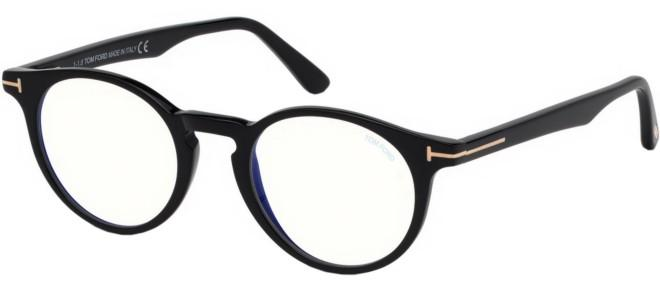 Tom Ford briller FT 5557-B BLUE BLOCK
