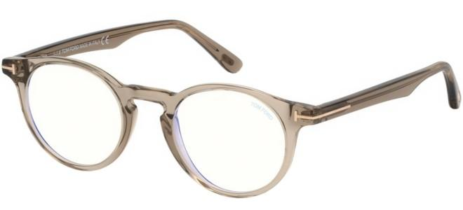 Tom Ford eyeglasses FT 5557-B BLUE BLOCK