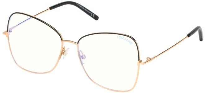 Tom Ford eyeglasses FT 5571-B BLUE BLOCK