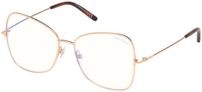 Tom Ford eyeglasses FT 5571-B BLUE BLOCK