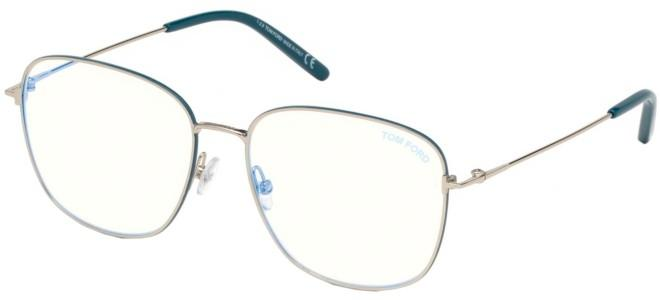 Tom Ford eyeglasses FT 5572-B BLUE BLOCK