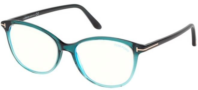 Tom Ford briller FT 5576-B BLUE BLOCK