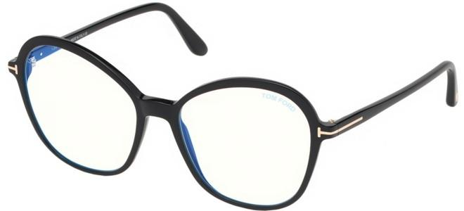 Tom Ford brillen FT 5577-B BLUE BLOCK