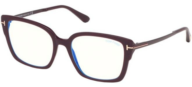 Tom Ford brillen FT 5579-B BLUE BLOCK