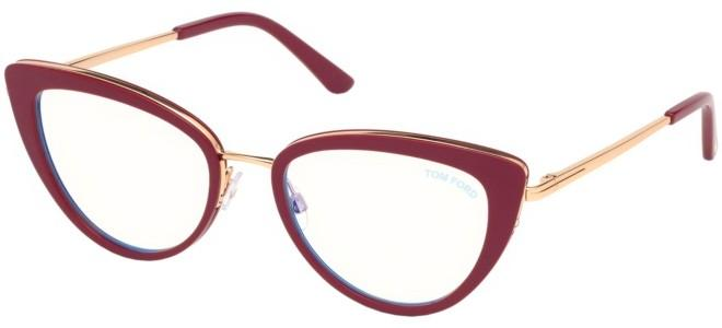 Tom Ford eyeglasses FT 5580-B BLUE BLOCK