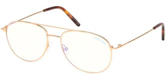 Tom Ford eyeglasses FT 5581-B BLUE BLOCK