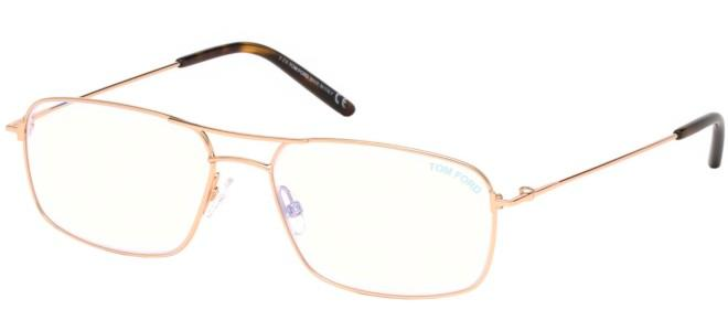 Tom Ford eyeglasses FT 5582-B BLUE BLOCK