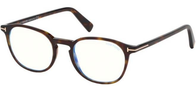 Tom Ford brillen FT 5583-B BLUE BLOCK