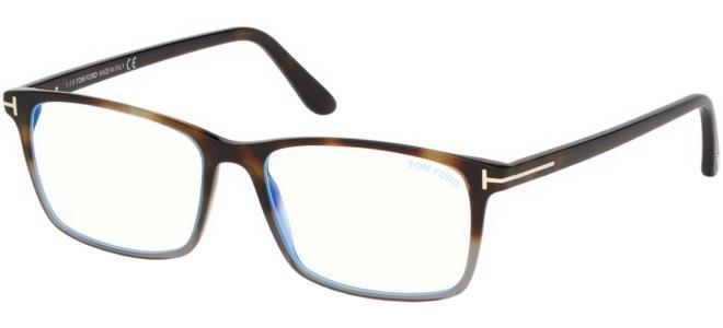 Tom Ford brillen FT 5584-B BLUE BLOCK