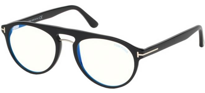 Tom Ford brillen FT 5587-B BLUE BLOCK
