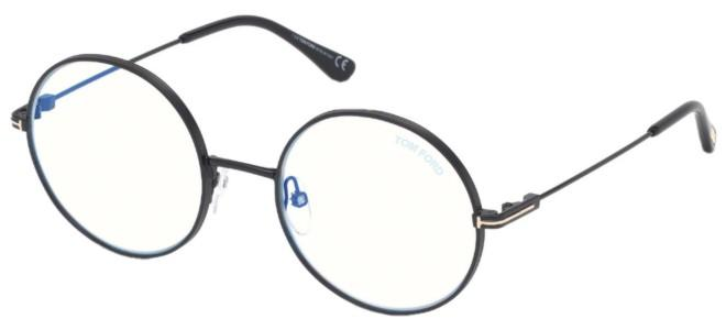 Tom Ford brillen FT 5595-B BLUE BLOCK