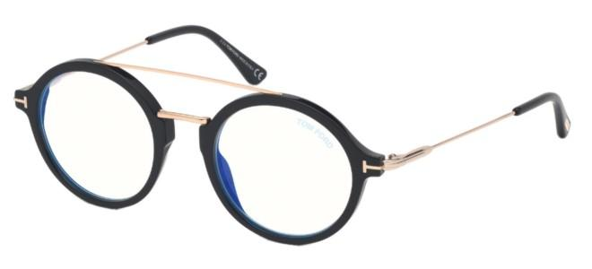 Tom Ford brillen FT 5596-B BLUE BLOCK