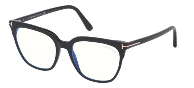 Tom Ford brillen FT 5599-B BLUE BLOCK