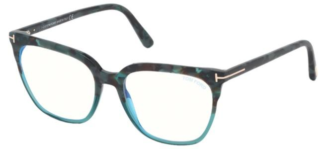 Tom Ford brillen FT 5599-B BLUE BLOCK