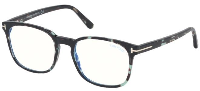Tom Ford brillen FT 5605-B BLUE BLOCK