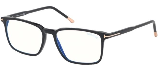 Tom Ford brillen FT 5607-B BLUE BLOCK