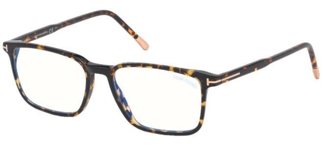 Tom Ford brillen FT 5607-B BLUE BLOCK