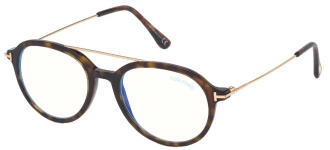Tom Ford brillen FT 5609-B BLUE BLOCK