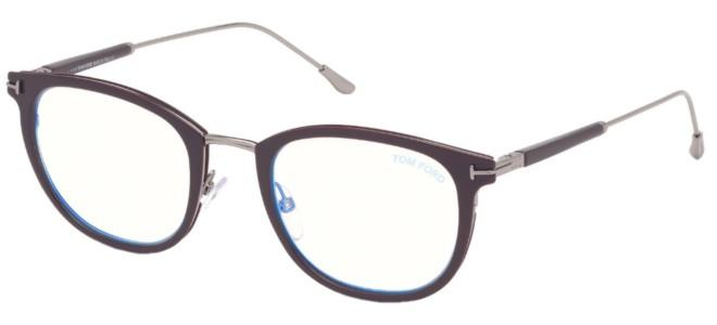 Tom Ford brillen FT 5612-B BLUE BLOCK