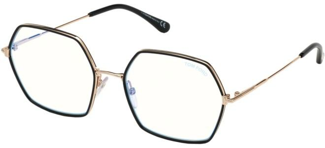 Tom Ford eyeglasses FT 5615-B BLUE LOOK