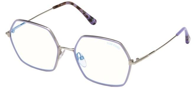 Tom Ford briller FT 5615-B BLUE LOOK