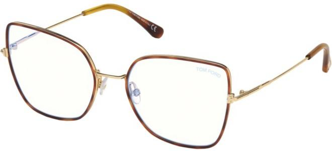 Tom Ford brillen FT 5630-B BLUE BLOCK