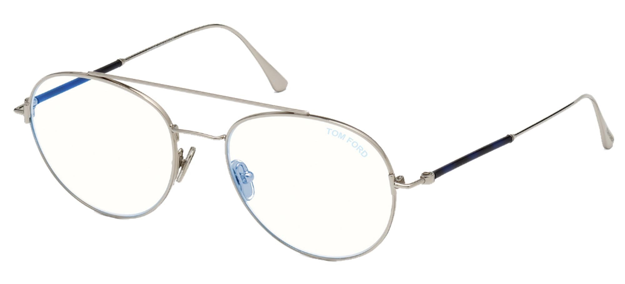 Tom Ford brillen FT 5657-B BLUE BLOCK