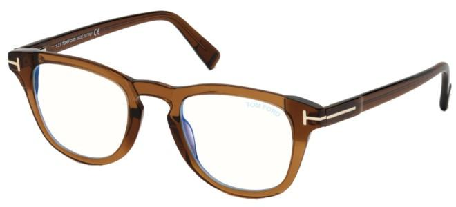 Tom Ford brillen FT 5660-B BLUE BLOCK