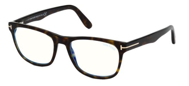Tom Ford brillen FT 5662-B BLUE BLOCK