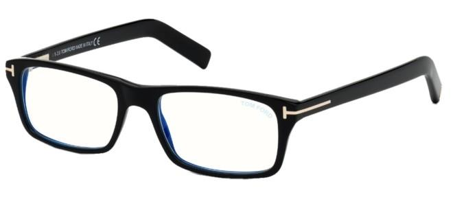 Tom Ford brillen FT 5663-B BLUE BLOCK