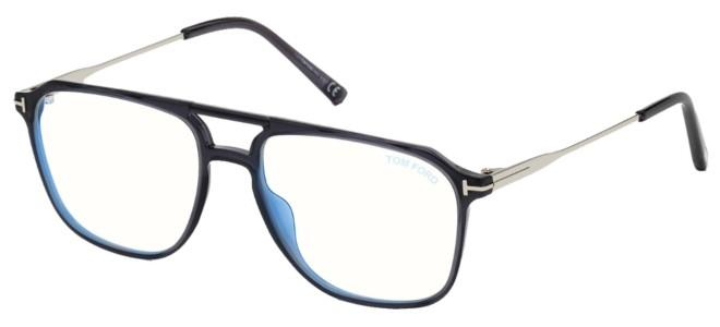 Tom Ford brillen FT 5665-B BLUE BLOCK