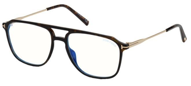 Tom Ford briller FT 5665-B BLUE BLOCK