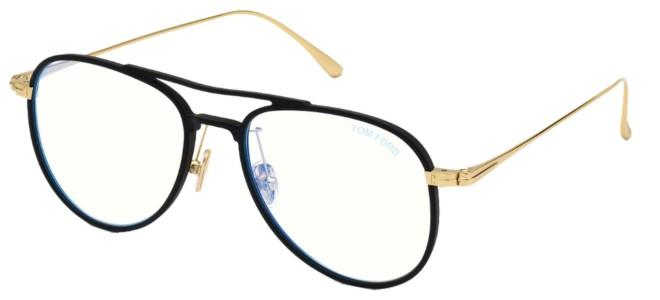 Tom Ford briller FT 5666-B BLUE BLOCK