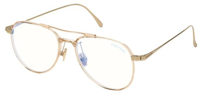 Tom Ford eyeglasses FT 5666-B BLUE BLOCK