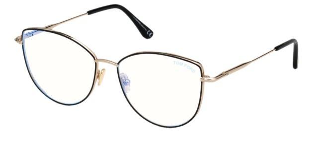 Tom Ford briller FT 5667-B BLUE BLOCK