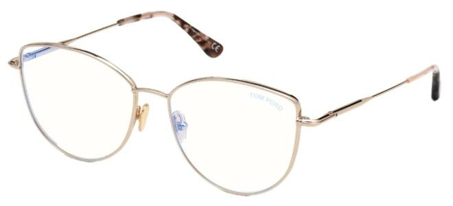 Tom Ford brillen FT 5667-B BLUE BLOCK