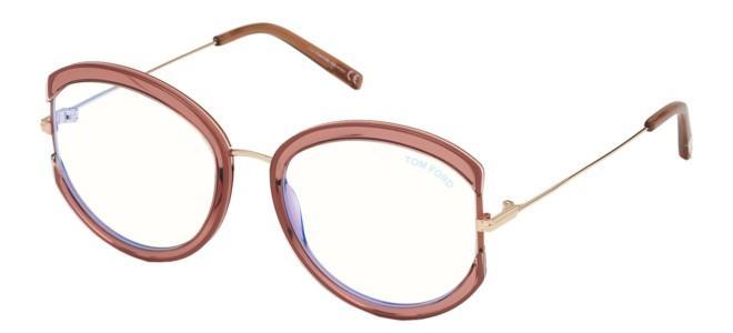Tom Ford eyeglasses FT 5669-B BLUE BLOCK