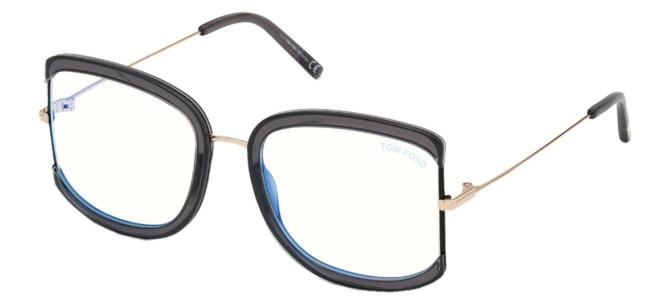 Tom Ford brillen FT 5670-B BLUE BLOCK