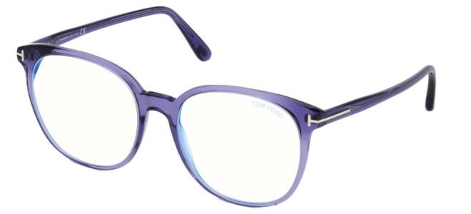 Tom Ford briller FT 5671-B BLUE BLOCK