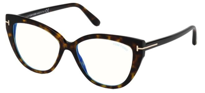 Tom Ford brillen FT 5673-B BLUE BLOCK