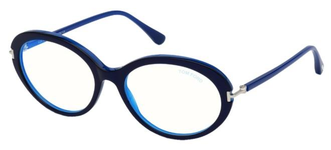 Tom Ford brillen FT 5675-B BLUE BLOCK