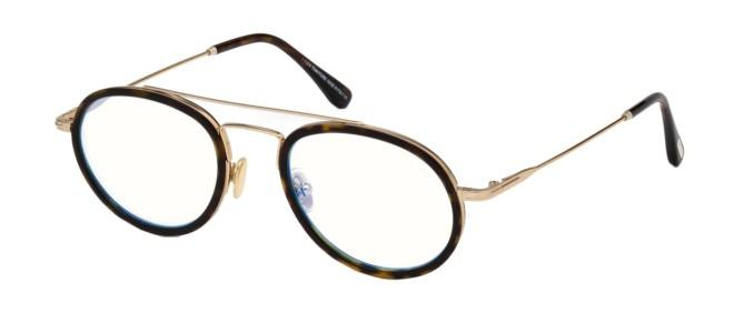 Tom Ford brillen FT 5676-B BLUE BLOCK