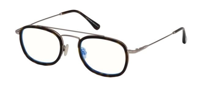 Tom Ford brillen FT 5677-B BLUE BLOCK