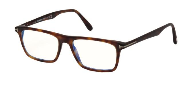 Tom Ford brillen FT 5681-B BLUE BLOCK