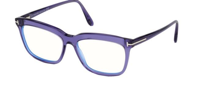 Tom Ford brillen FT 5686-B BLUE BLOCK