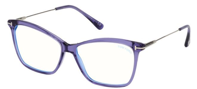 Tom Ford brillen FT 5687-B BLUE BLOCK