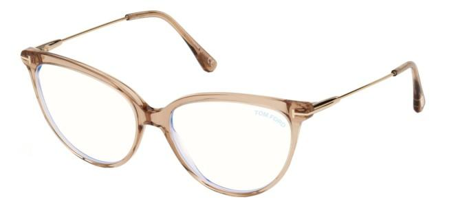 Tom Ford brillen FT 5688-B BLUE BLOCK