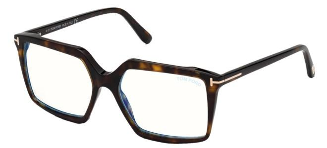 Tom Ford brillen FT 5689-B BLUE BLOCK